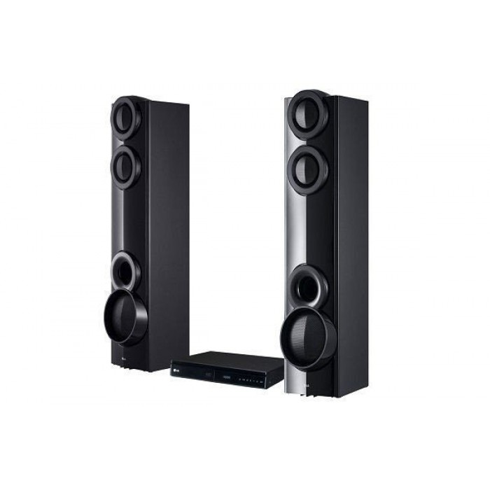 LG 600W AV Receiver Home Theatre With Player | AUD 667