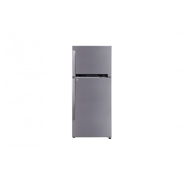 LG 437L Double Door Top Freezer Refrigerator | REF 432 HLHU-H