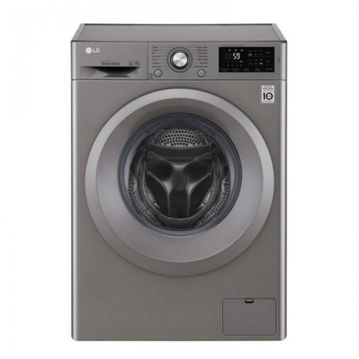 LG 6kg Front Loader Automatic Washing Machine | WM 2J5NNP7S
