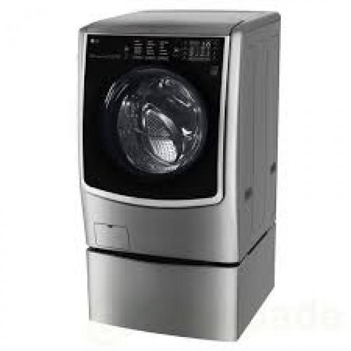 LG 21kg Washer + 12kg Dryer Front Loader Washing Machine | WM 0C9CDHK72 Single