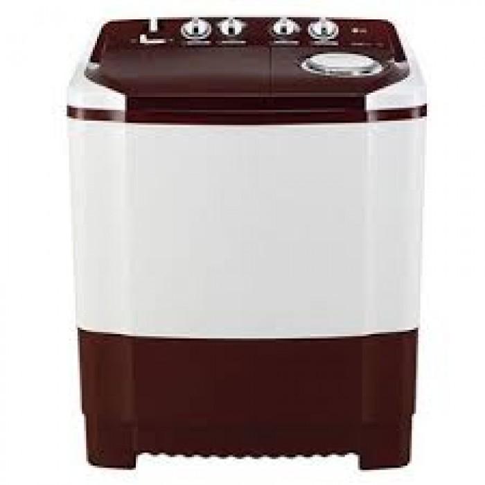 LG 8KG Top Loading, Twin Tub Washing Machine WM 961 RWNL