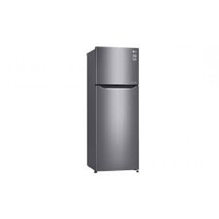LG 427 Liters Inverter Linear Compressor Refrigerator R600 Dark Silver (REF 422SQCL)