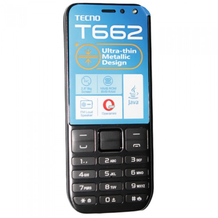 TECNO T662 Feature Phone