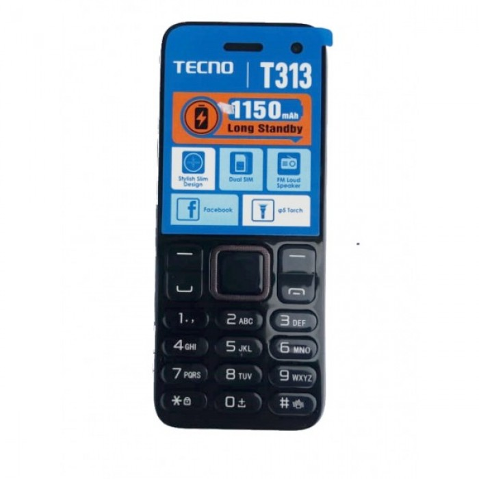 TECNO T313 Feature Phone