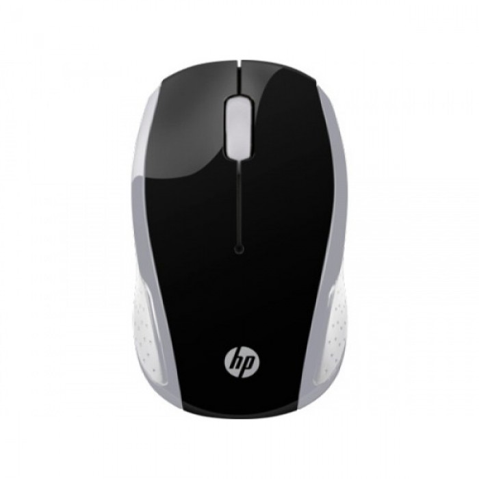 HP 200 PK Silver Wireless Mouse