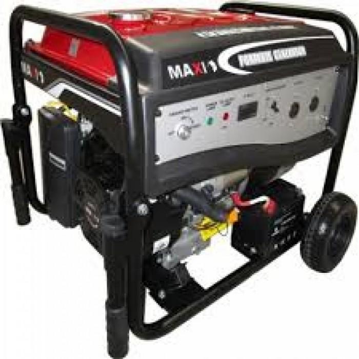 Maxi 5KW / 6.2KVA Generator Maxigen EK50