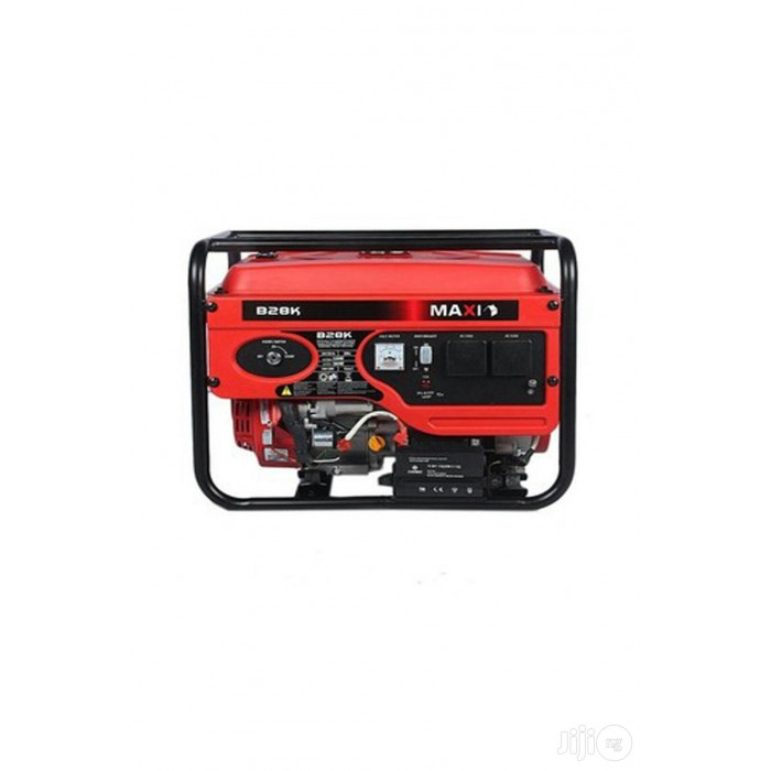 Maxi 2.8KW / 3.5KVA Generator | Maxigen BK28