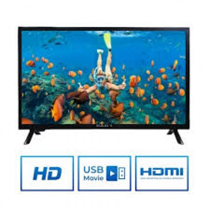 Maxi 24 Inches LED HD TV | Television D1200