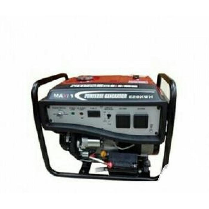 Maxi 2.5KW / 3.1KVA Generator Maxigen BK25