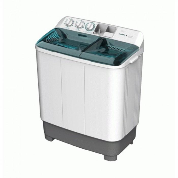Maxi 12kg Top Load Twin Tub Manual Washing Machine WM 120FTG1