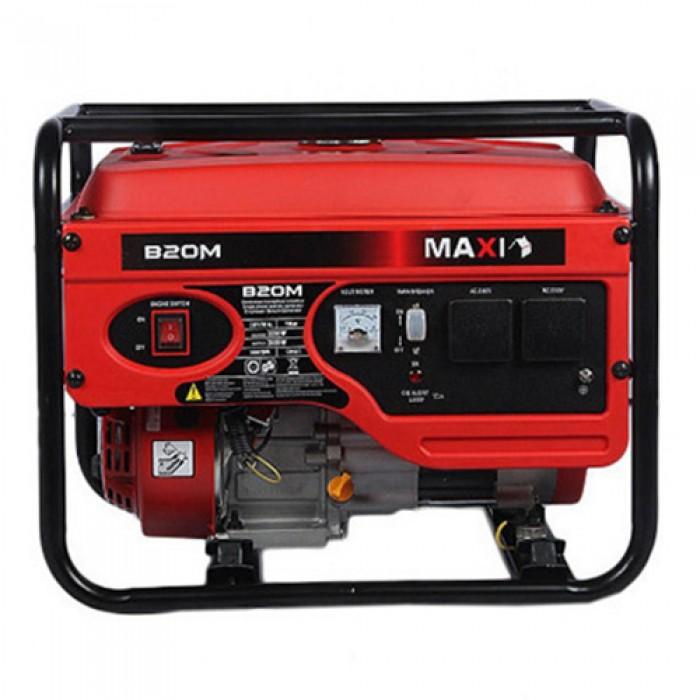 Maxi 2KW / 2.5KVA Generator Maxigen BM20