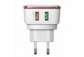 LDNIO 2-IN-1 Android Fast Charger