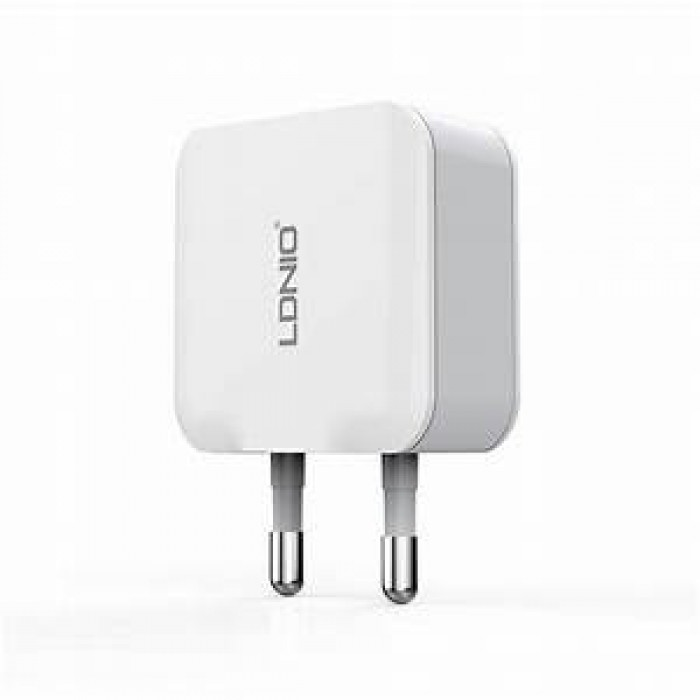 LDNIO 2-IN-1 iPhone Charger