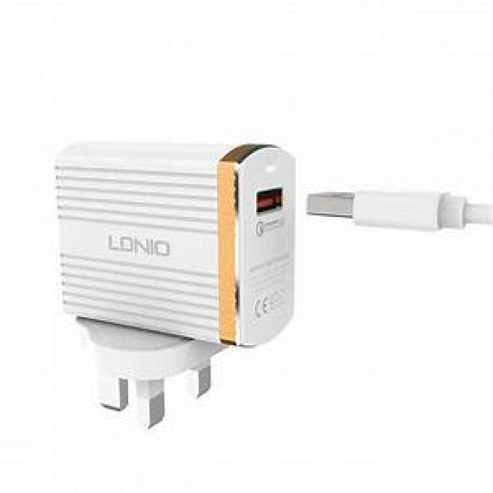 LDNIO 1 Port Android Fast Charger