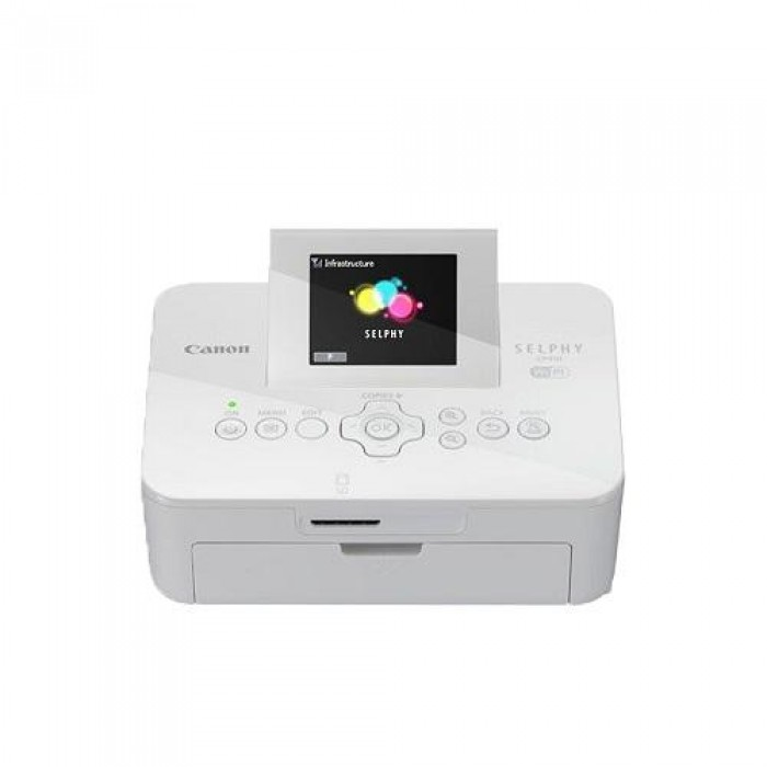 Canon Selphy CP1000 Photo Printer And Paper/Ink Set