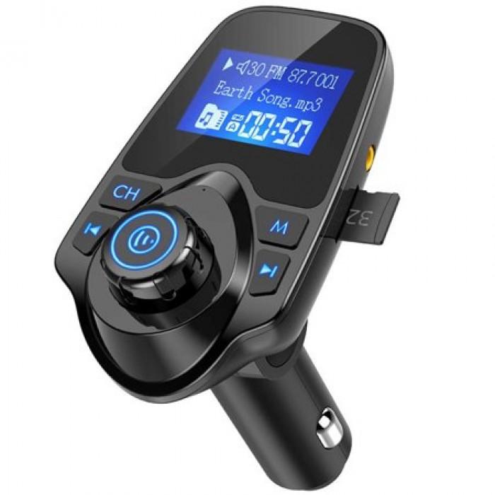 Bluetooth Car MP3 Player & FM Transmitter
