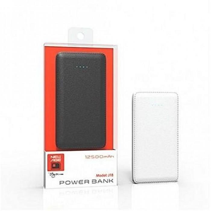 New Age Power Bank 12500mAh