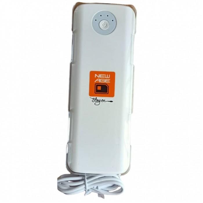 New Age Power Bank 15600mAh