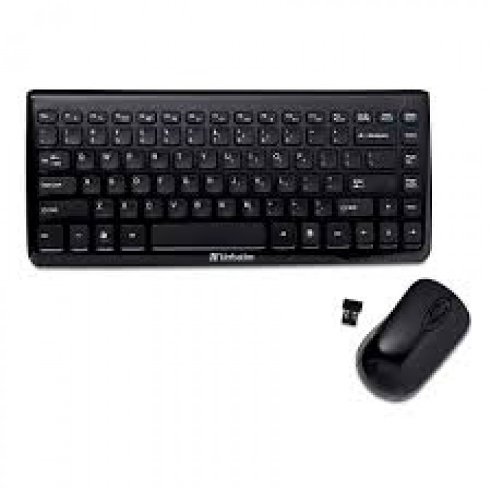 Mini Keyboard Wireless Touchpad Keyboard With Mouse Combo