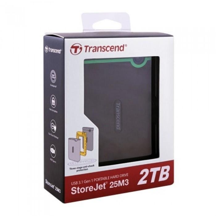 Transcend 2TB Hard Drive