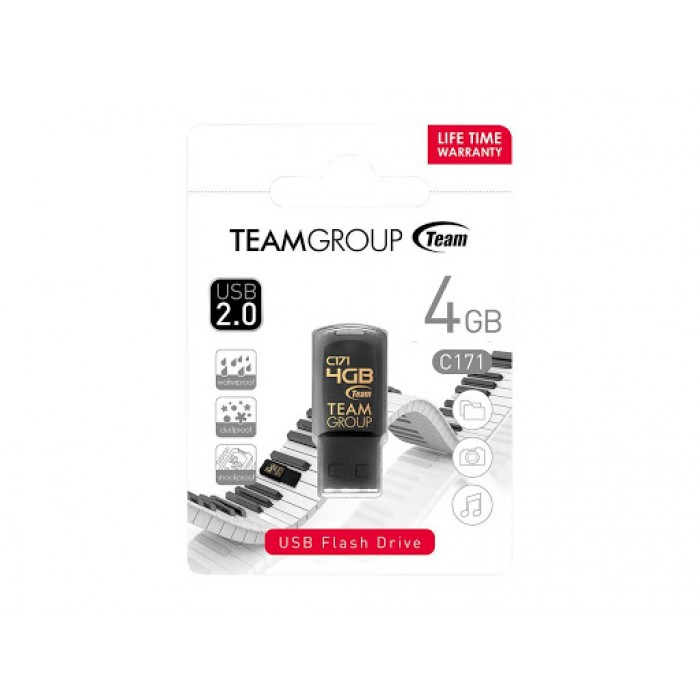 Team Group 4GB Flash Drive