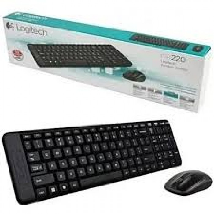 Logitech MK220 Wireless