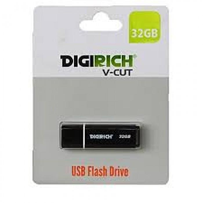 DIGIRICH 32GB Flash