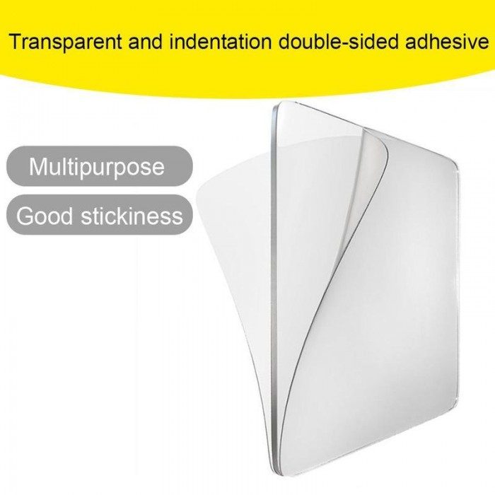 Double-Sided Transparent Pad