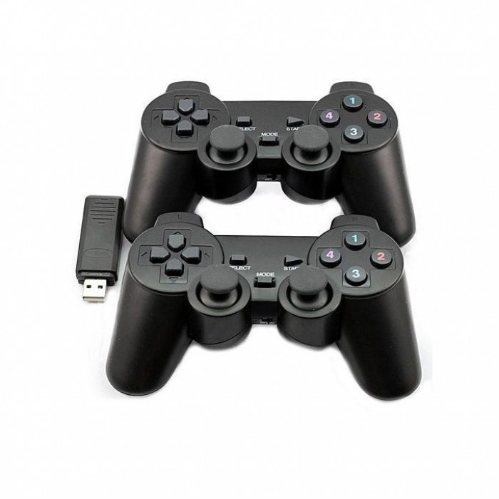 Double (Twin) Wireless Game Pad