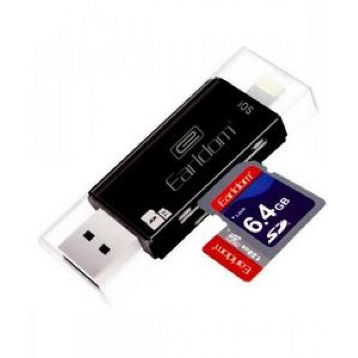 Earldom Micro Card Reader