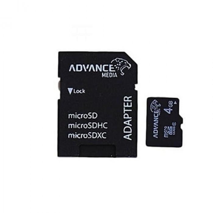 Advance Micro SD 4GB