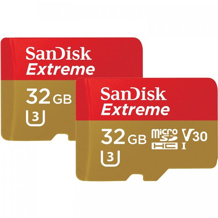 SanDisk Micro SD Extreme 32GB