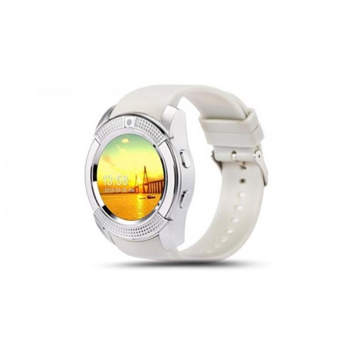 Smart Watch V08 White Packet