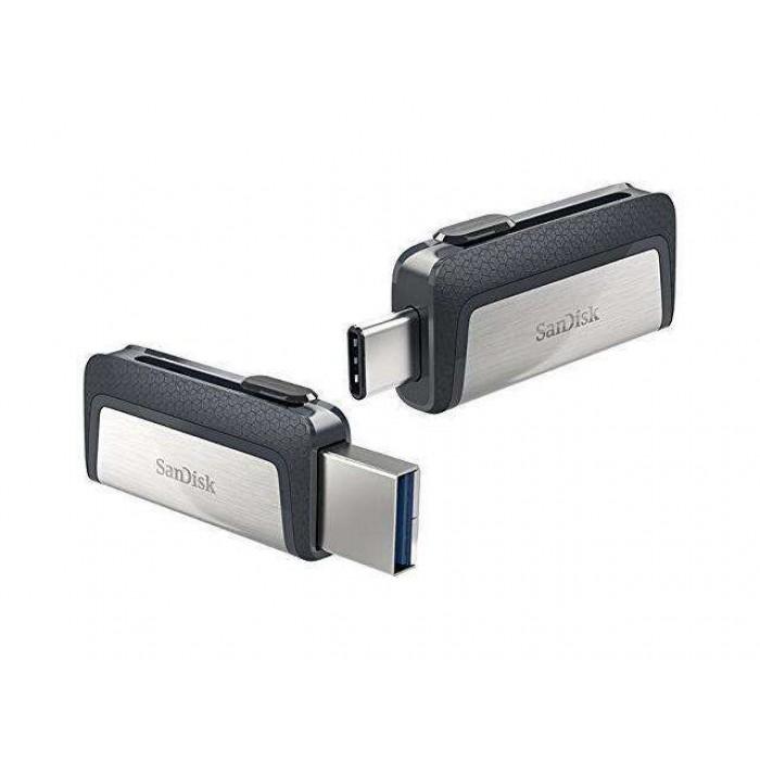 SanDisk OTG 128GB Type C Flash Drive