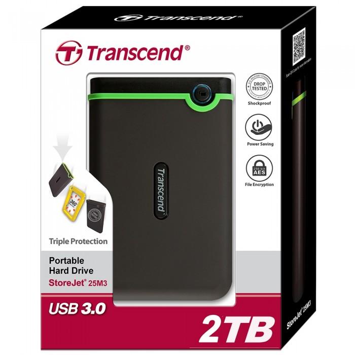 Transcend 2TB External Hard Disk