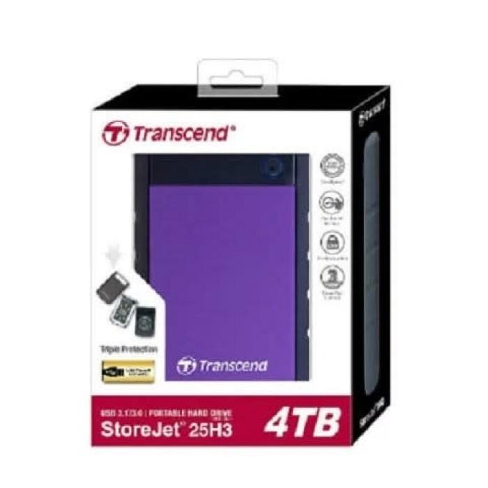 Transcend 4TB External Hard Drive