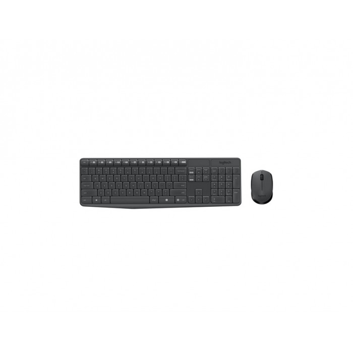 Logitech MK220 Wireless Keyboard With Mouse Combo