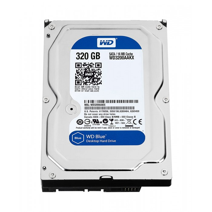 WD Internal Laptop 320GB Hard Drives