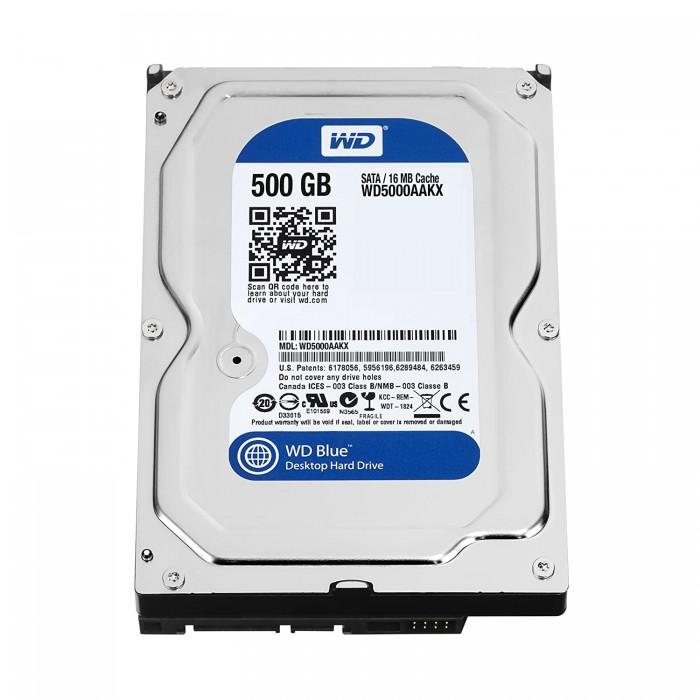 WD Internal SSD 500GGB Hard Drives