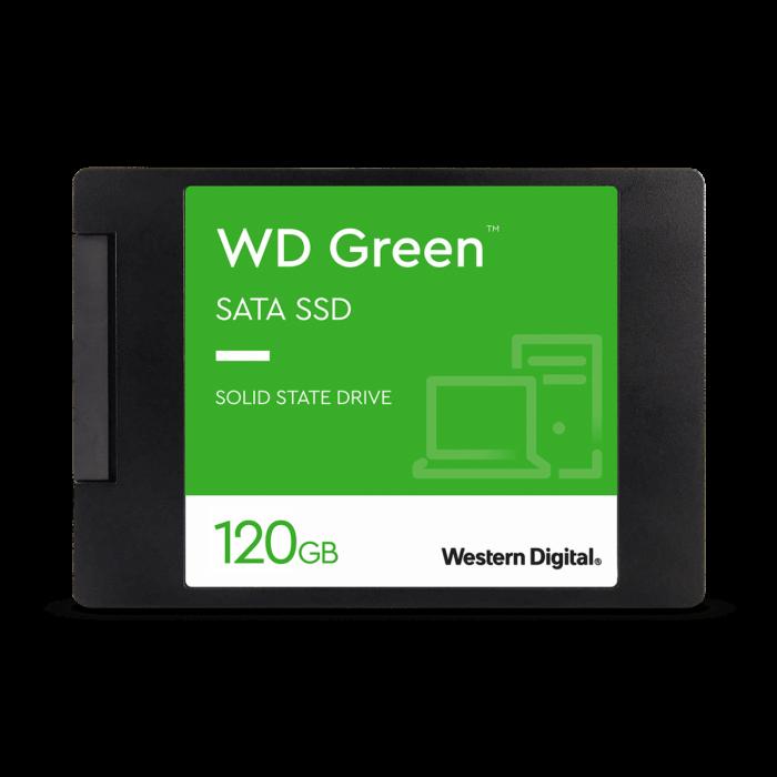 WD Internal SSD 120GB Hard Drives