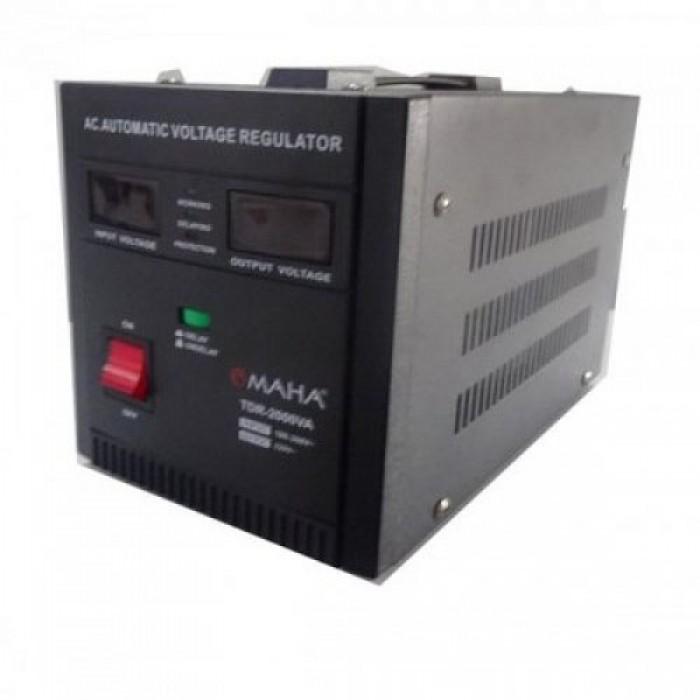 Omaha 2KVA Digital Display Stabilizer   TDR-2000