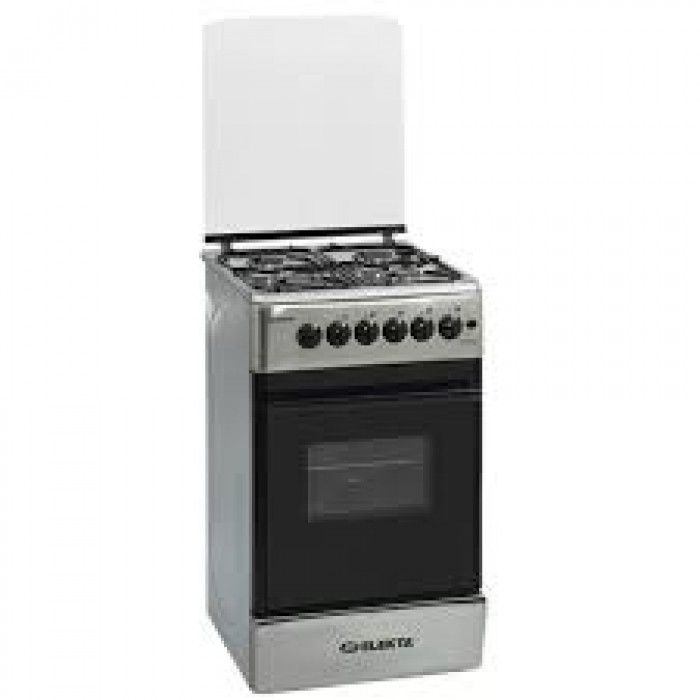 Omaha 4 Burners (85x50) Stainless Gas Cooker | OM7060C