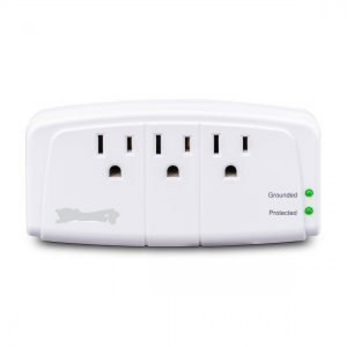 Omaha 3 Points Surge Protector   OPS3