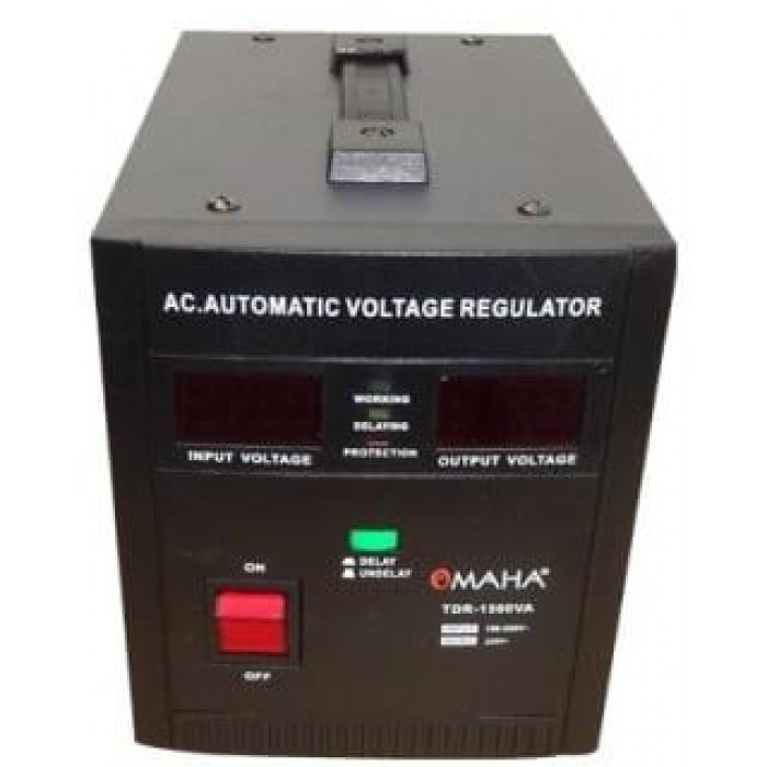Omaha 1.5KVA Digital Display Stabilizer   TDR-1500