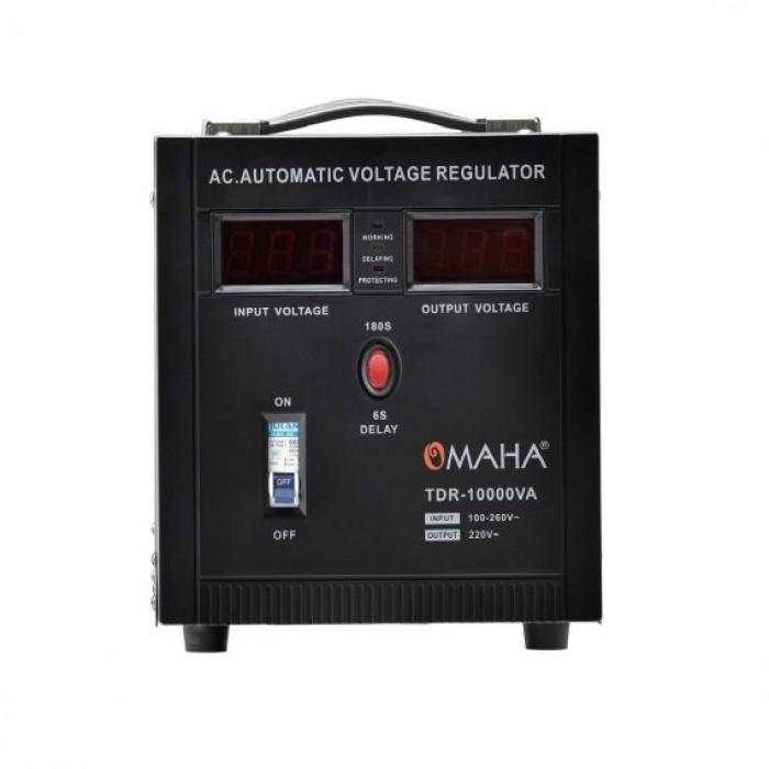 Omaha 10KVA Digital Display Stabilizer   TDR-10000VA