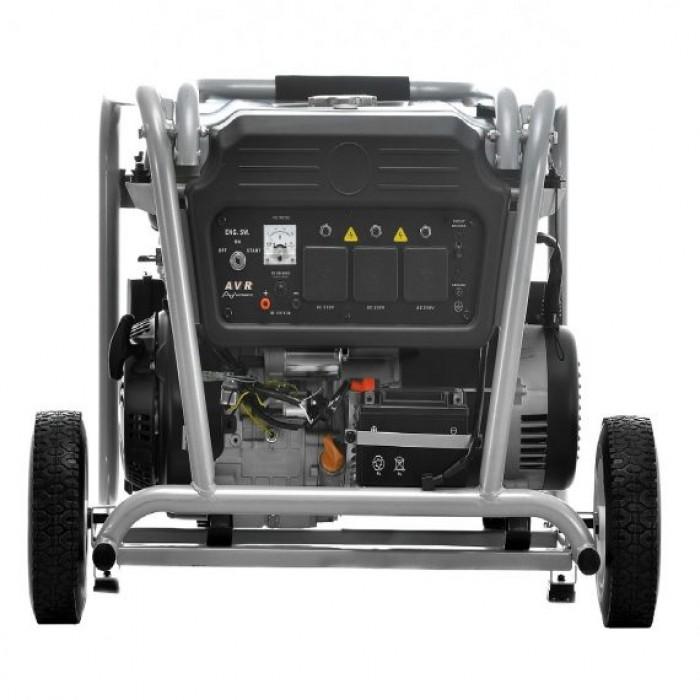 Omaha 8KVA Gasoline Generator With Wheel And Battery | GR10800EM