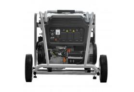 Omaha 11KVA Gasoline Generator With Wheel And Battery |OYG125ZFXE