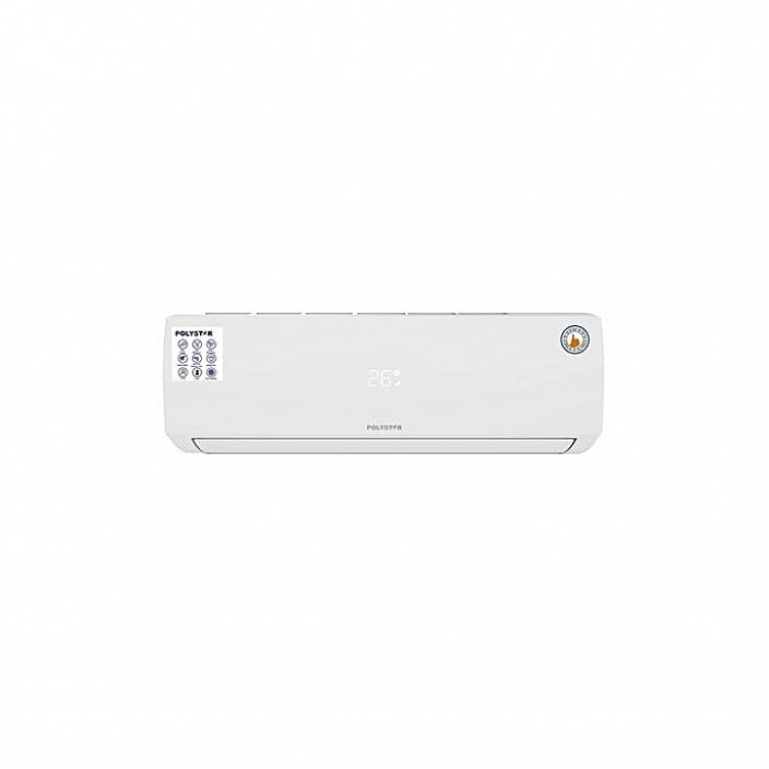 Polystar 1.5HP Split Air Conditioner With Installation Kit | Cooling Only AC Energy Saving PV-SS12XA21