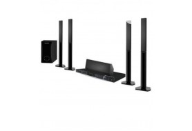 Polystar DVD 5.1ch Home Theatre System, Bluetooth Audio Streaming, HDMI 1080p Output | Pv-Bk722c