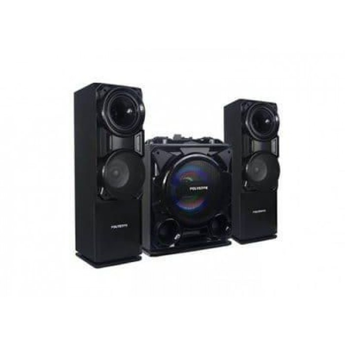 Polystar Boom Speaker Without DVD Player PV-SUB811
